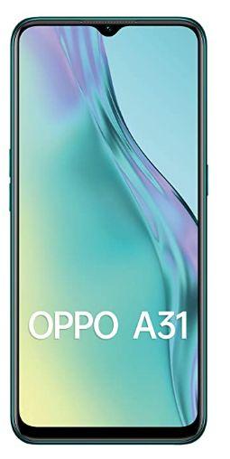 OPPO A31 (Lake Green, 4GB RAM, 64GB Storage)